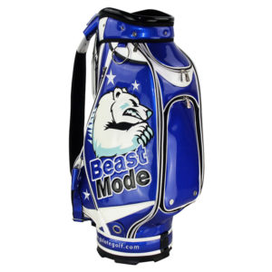 Professional Golf Tour Staff Bag Beast Mode /w Rain Hood