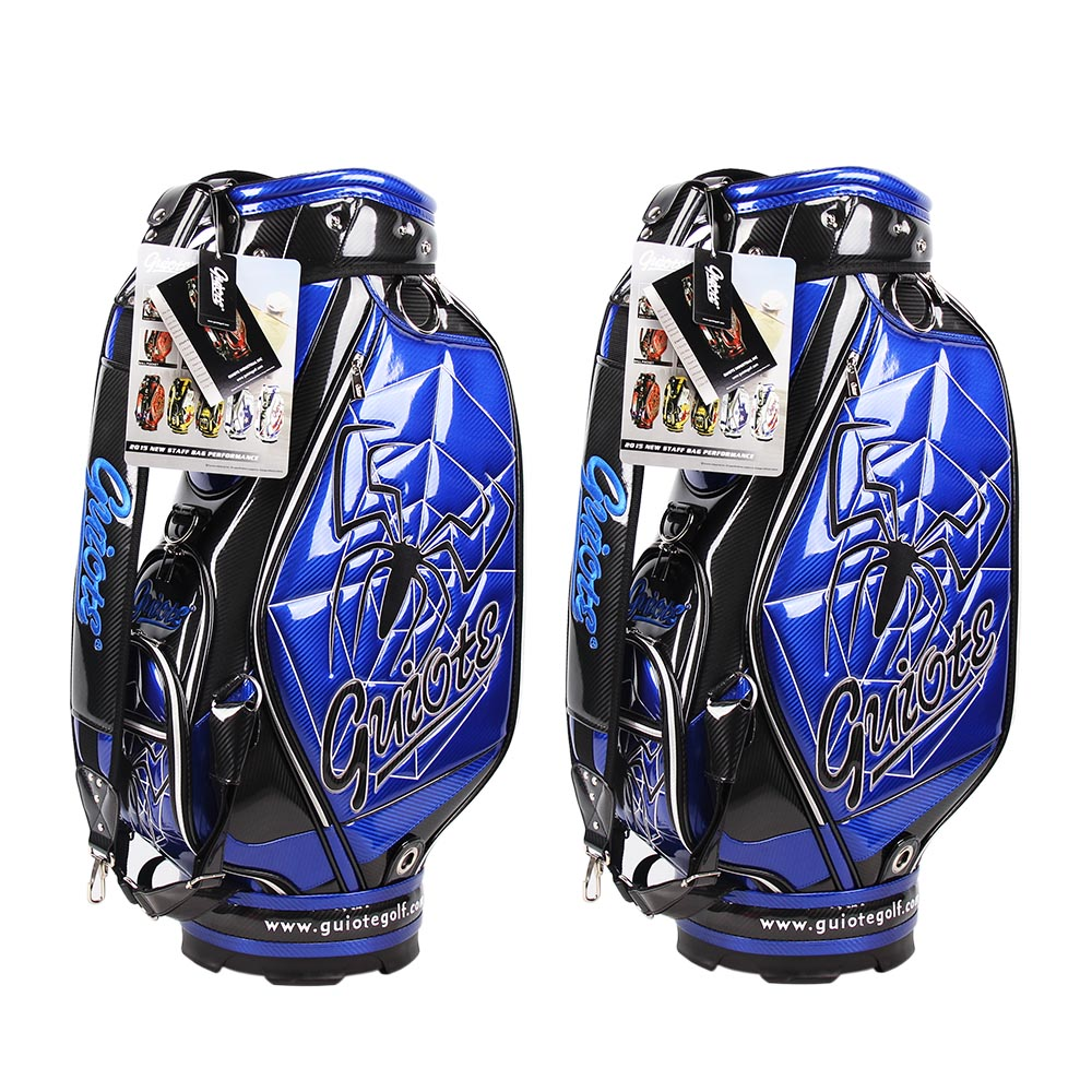 staff-bags-pro-tour-golf-club-caddy-style-sport-bag-with-blue-spider-duo-right-side-view