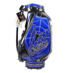 staff-bags-pro-tour-golf-club-caddy-style-sports-bag-with-blue-spider-side-view